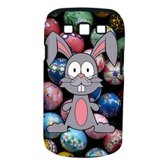 Easter Egg Bunny Treasure Samsung Galaxy S III Classic Hardshell Case (PC+Silicone)