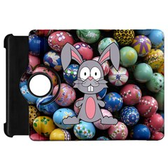 Easter Egg Bunny Treasure Kindle Fire Hd 7  (1st Gen) Flip 360 Case
