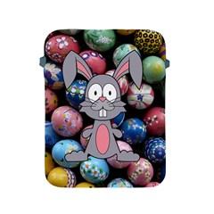 Easter Egg Bunny Treasure Apple iPad Protective Sleeve