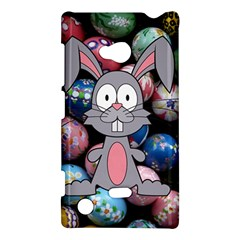 Easter Egg Bunny Treasure Nokia Lumia 720 Hardshell Case