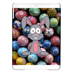 Easter Egg Bunny Treasure Apple Ipad Air Hardshell Case