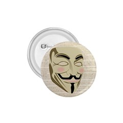 We The Anonymous People 1 75  Button