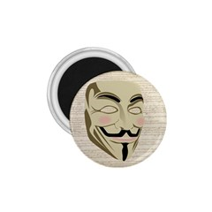 We The Anonymous People 1.75  Button Magnet