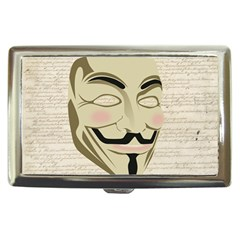 We The Anonymous People Cigarette Money Case