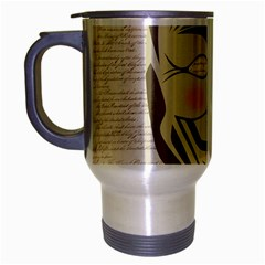 We The Anonymous People Travel Mug (Silver Gray)