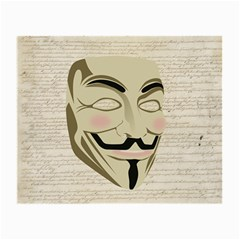 We The Anonymous People Glasses Cloth (Small)