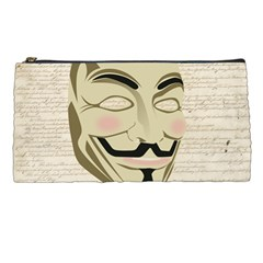 We The Anonymous People Pencil Case