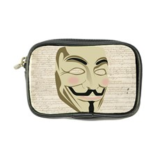 We The Anonymous People Coin Purse