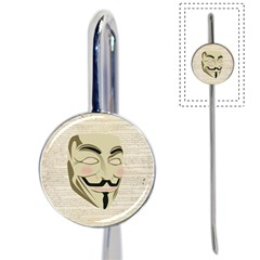 We The Anonymous People Bookmark