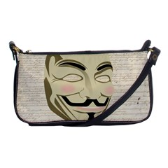 We The Anonymous People Evening Bag