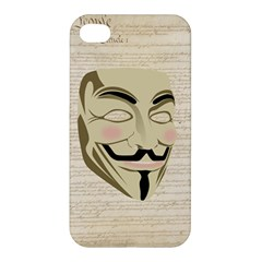 We The Anonymous People Apple Iphone 4/4s Hardshell Case