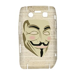We The Anonymous People BlackBerry Bold 9700 Hardshell Case