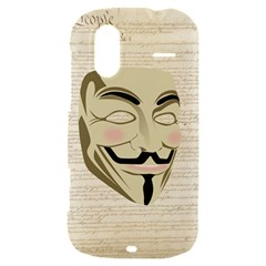 We The Anonymous People HTC Amaze 4G Hardshell Case