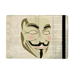 We The Anonymous People Apple Ipad Mini Flip Case