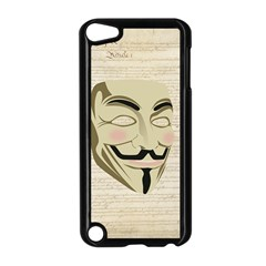 We The Anonymous People Apple iPod Touch 5 Case (Black)