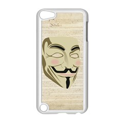 We The Anonymous People Apple iPod Touch 5 Case (White)