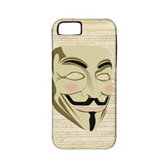 We The Anonymous People Apple iPhone 5 Classic Hardshell Case (PC+Silicone)