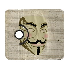 We The Anonymous People Samsung Galaxy S  III Flip 360 Case