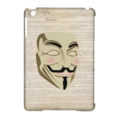 We The Anonymous People Apple iPad Mini Hardshell Case (Compatible with Smart Cover)