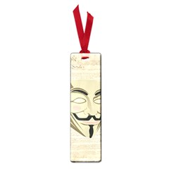 We The Anonymous People Small Bookmark