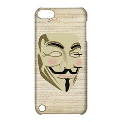 We The Anonymous People Apple Ipod Touch 5 Hardshell Case With Stand