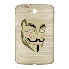 We The Anonymous People Samsung Galaxy Note 8 0 N5100 Hardshell Case