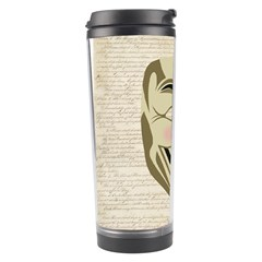 We The Anonymous People Travel Tumbler