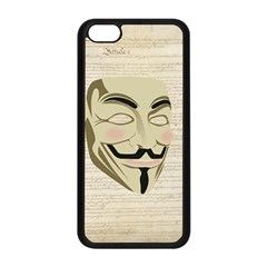 We The Anonymous People Apple iPhone 5C Seamless Case (Black)