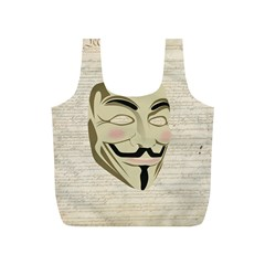 We The Anonymous People Reusable Bag (S)