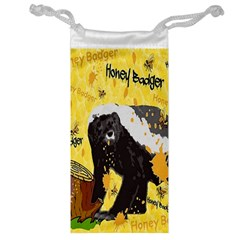 Honeybadgersnack Jewelry Bag