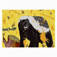 Honeybadgersnack Glasses Cloth (Large)
