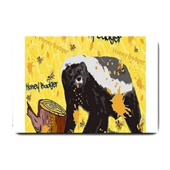 Honeybadgersnack Small Door Mat
