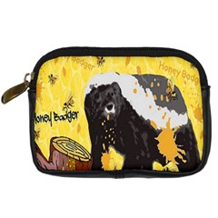 Honeybadgersnack Digital Camera Leather Case