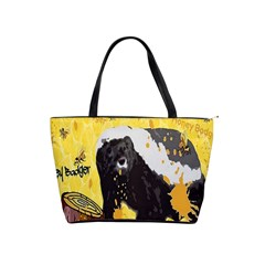 Honeybadgersnack Large Shoulder Bag