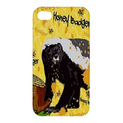 Honeybadgersnack Apple Iphone 4/4s Hardshell Case