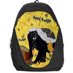 Honeybadgersnack Backpack Bag