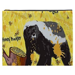 Honeybadgersnack Cosmetic Bag (XXXL)