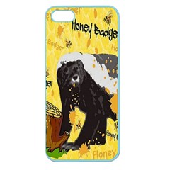 Honeybadgersnack Apple Seamless iPhone 5 Case (Color)