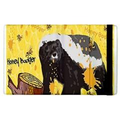 Honeybadgersnack Apple iPad 3/4 Flip Case