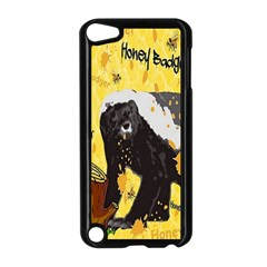 Honeybadgersnack Apple iPod Touch 5 Case (Black)