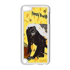 Honeybadgersnack Apple Ipod Touch 5 Case (white)
