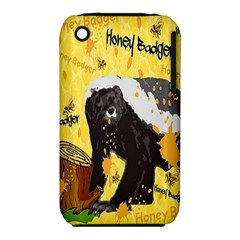 Honeybadgersnack Apple Iphone 3g/3gs Hardshell Case (pc+silicone)