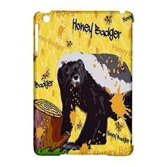 Honeybadgersnack Apple iPad Mini Hardshell Case (Compatible with Smart Cover)