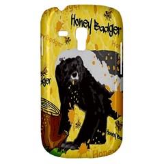 Honeybadgersnack Samsung Galaxy S3 MINI I8190 Hardshell Case