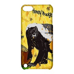 Honeybadgersnack Apple iPod Touch 5 Hardshell Case with Stand