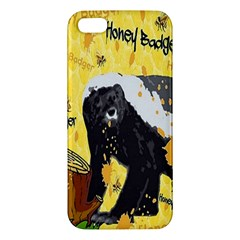 Honeybadgersnack Apple Iphone 5 Premium Hardshell Case