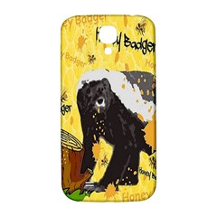 Honeybadgersnack Samsung Galaxy S4 I9500/I9505  Hardshell Back Case