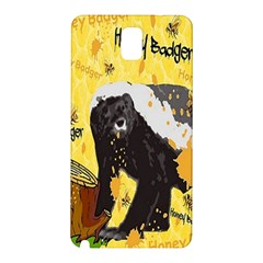 Honeybadgersnack Samsung Galaxy Note 3 N9005 Hardshell Back Case