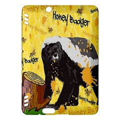 Honeybadgersnack Kindle Fire HDX 7  Hardshell Case