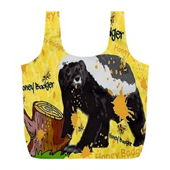 Honeybadgersnack Reusable Bag (L)